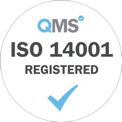 ISO 14001 Registered Firm